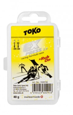 Toko Express Rub-On 15/16