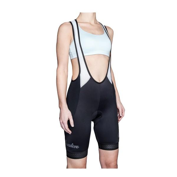 Isadore Climber´s Bib Shorts wms black 2021