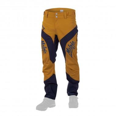 Maloja BandonM. Freeride Pants mustard 16/17