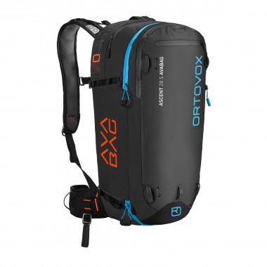 Ortovox Ascent 28 S Avabag black 16/17