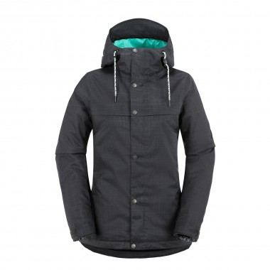 Volcom Bolt Ins Jacket wms charcoal 15/16