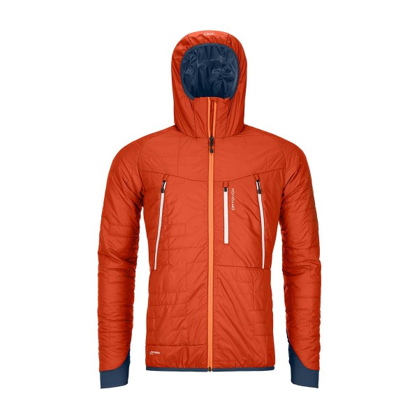 Ortovox Piz Boe Jacket desert orange 21/22