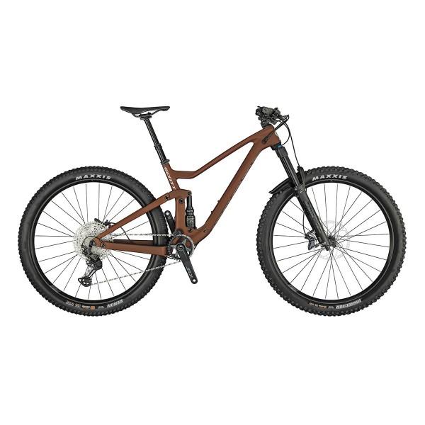 Scott Genius 930 ochre orange/grey 2021