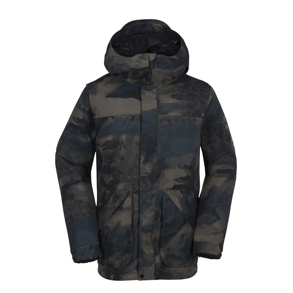 Volcom Clintons Jacket camouflage