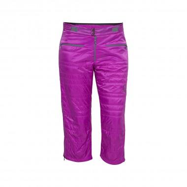 Norrona lyngen alpha100 3/4 Pants wms pumped purple 16/17