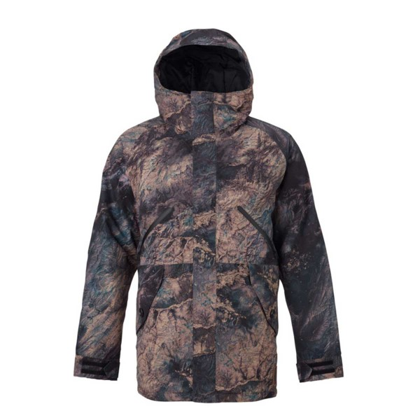 Burton Breach Jacket earth 16/17