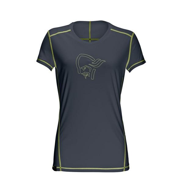 Norrona /29 tech T-Shirt wms cool black 2015