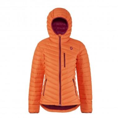 Scott Insuloft Down Jacket wms orange 16/17