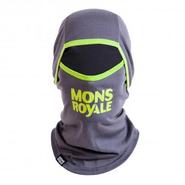 Mons Royale Santa Rosa Hinge Balaclava lime 16/17