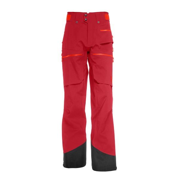 Norrona lofoten Gore-Tex Pro Pants jester red