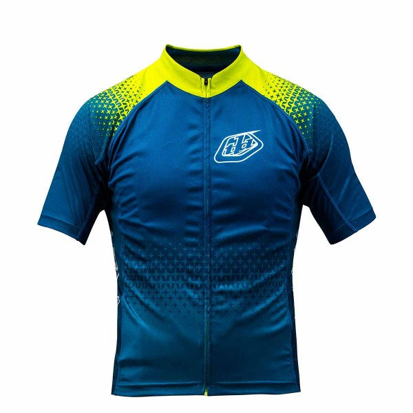 Troy Lee Ace Jersey starbreak dirty blue 2016