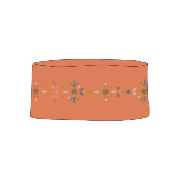 Maloja DaffodilM. Headband wms glowing alps multi 2021