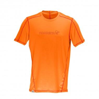 Norrona /29 techT-Shirt pure orange 2016