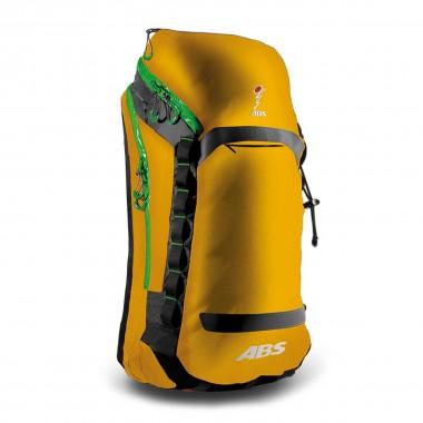 ABS Vario Zip-On 30 yellow/green 13/14