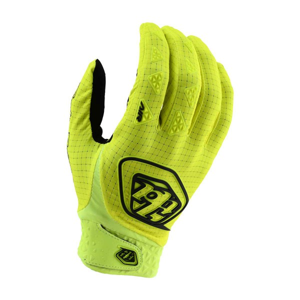 Troy Lee Youth Air Glove flo yellow 2021