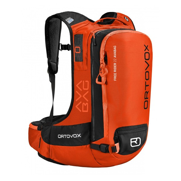 Ortovox Free Rider 22 Avabag orange 16/17