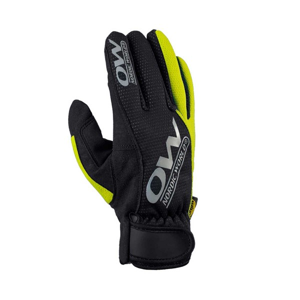 One Way Tobuk-7 Glove black/yellow 16/17