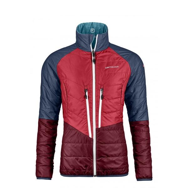 Ortovox Swisswool Piz Bial Jacket wms aqua 17/18