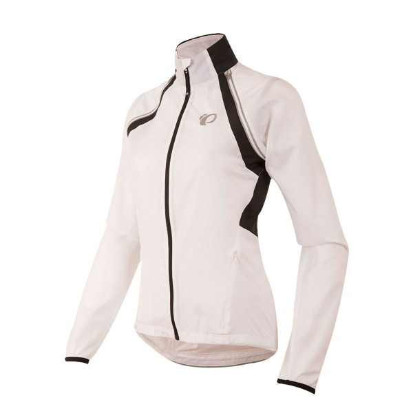 Pearl Izumi Elite Barrier Convertible Jacket wms white/black 2018