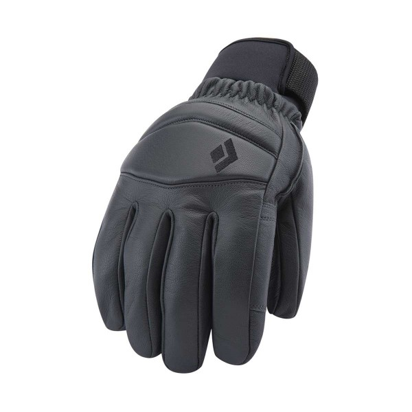 Black Diamond Spark Glove gunmetal 14/15