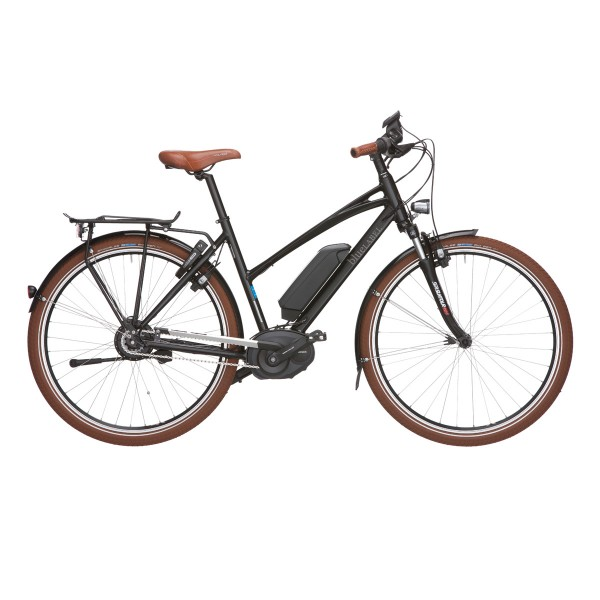 Riese & Müller Cruiser Mixte NuVinci 500 Wh 2018