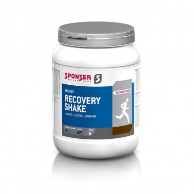 Sponser Recovery Shake 900g chocolate