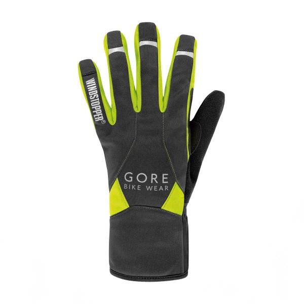 Gore Universal WS Mid Handschuhe black/yellow 16/17