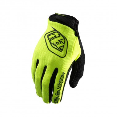 Troy Lee Air Glove yellow 2016
