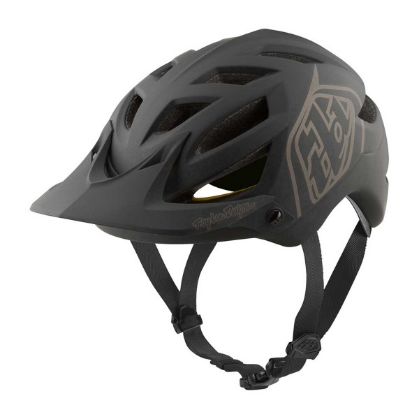 Troy Lee A1 Mips classic black 2017