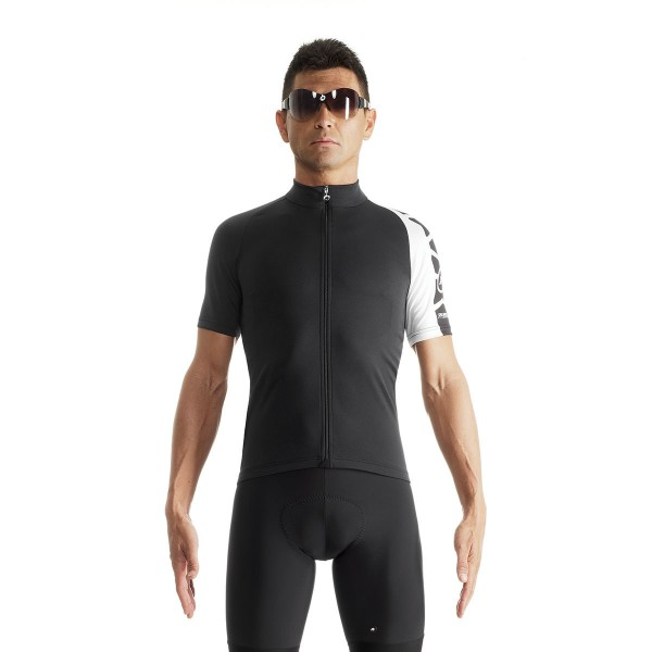 Assos SS.Mille Jersey evo7 holy white 2017