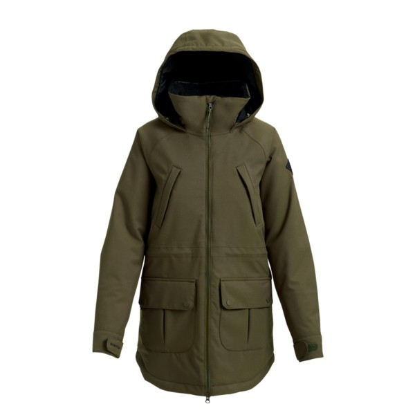 Burton Prowess Jacket wms forest night 18/19