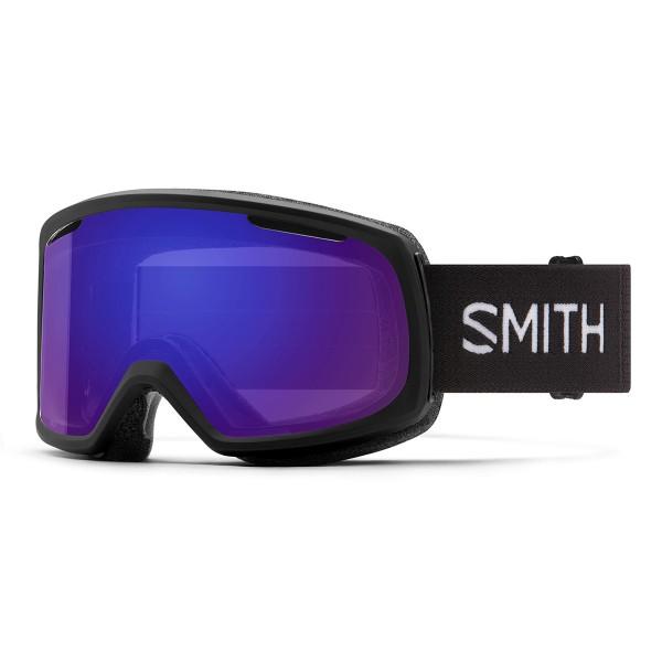 Smith Riot wms black / ChromaPop everyday violet mirror 20/21