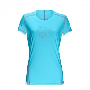 Norrona /29 tech T-Shirt wms cyan 2016