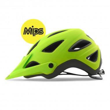 Giro Montaro Mips mat lime/mtn. div. 2016
