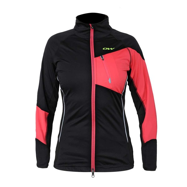 One Way Orione Sofshell Jacket wms black