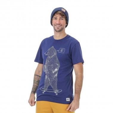 Picture Shuyak T-Shirt dark blue 16/17
