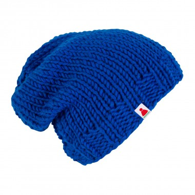 Sionyx Purista 2in1 Beanie deep blue 14/15