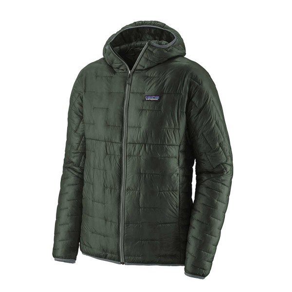 Patagonia Micro Puff Hoody carbon 19/20