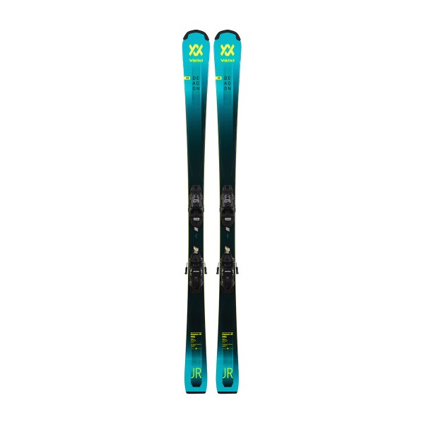 Völkl Deacon Junior Pro + 7.0 VMotion JR R 21/22