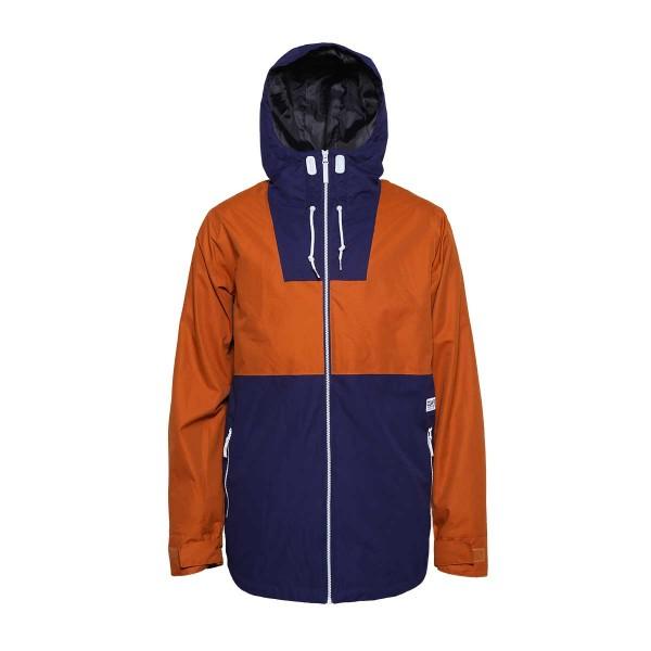 Colour Wear Block Jacket patriot blue 16/17