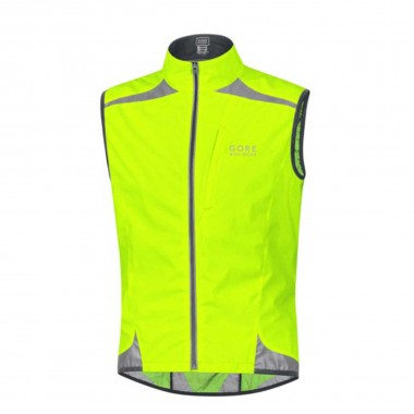 Gore Visibility Active Shell Weste neon yellow 15/16