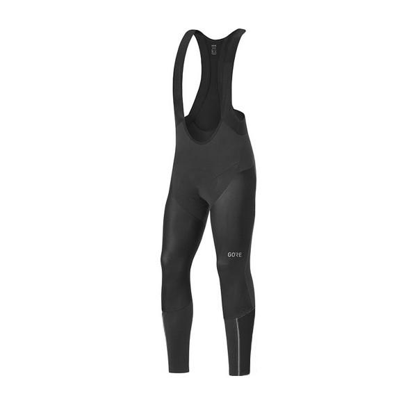 Gore Wear C7 Partial Gore Windstopper Pro Trägerhose+ black 21/22