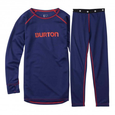 Burton LWT Set kids deep sea 14/15
