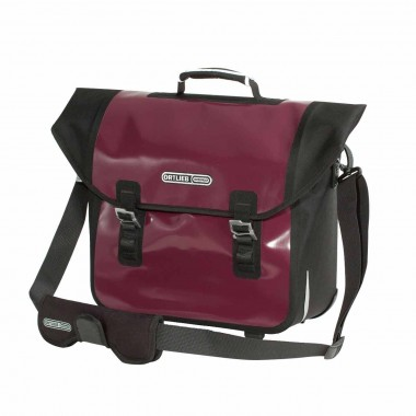 Ortlieb Downtown QL3 aubergine/black