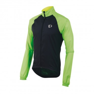 Pearl Izumi Elite Barrier Jacket black/green 16/17