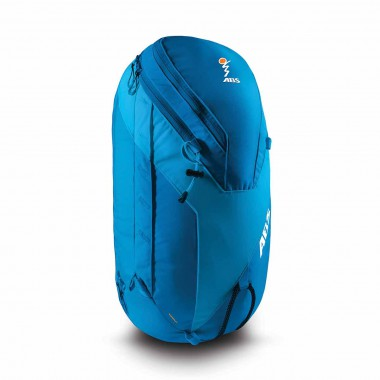 ABS Zip-On Vario 24 ocean blue 15/16