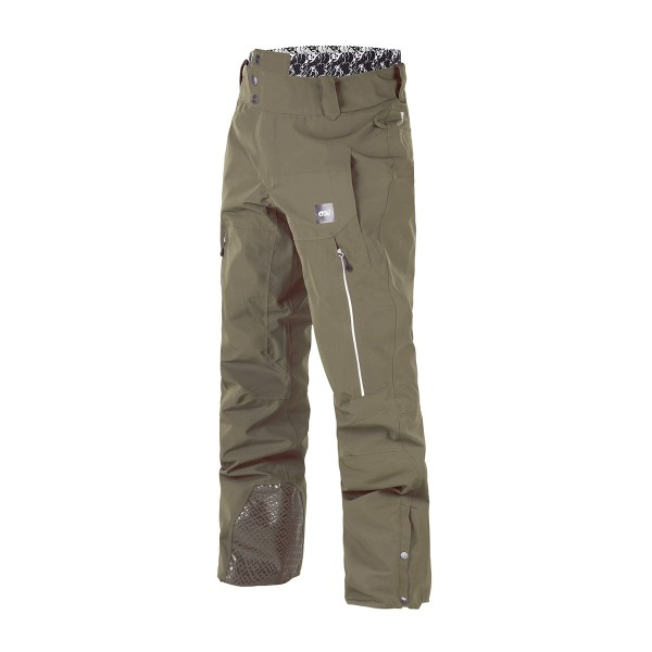 Picture Object Pant dark army green 19/20
