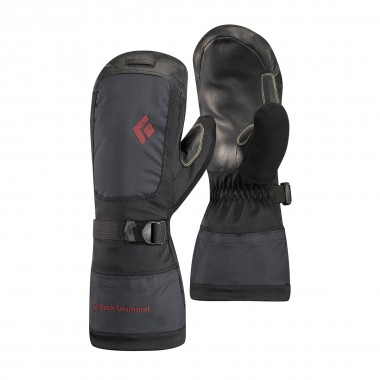 Black Diamond Mercury Mitts wms black 15/16