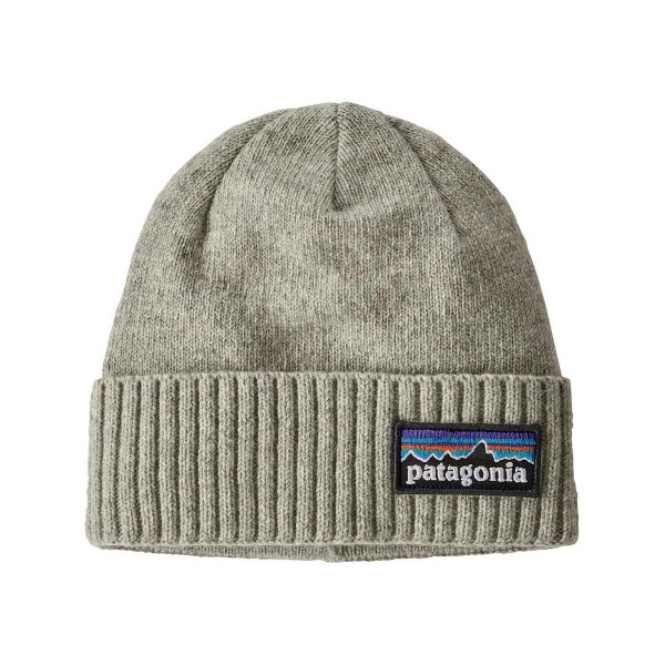 Patagonia Brodeo Beanie drifter grey 19/20