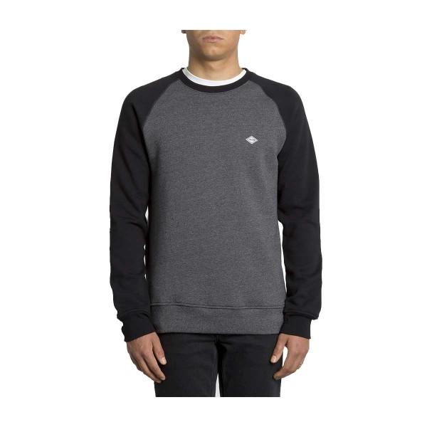 Volcom Homak Pullover heather grey 19/20
